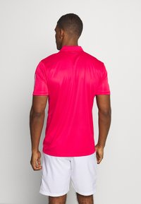 adidas Performance - CLUB SPORTS SHORT SLEEVE  - Sports shirt - power pink - 2