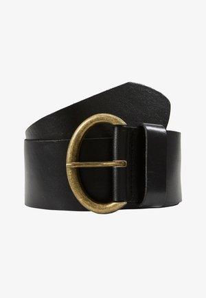 Waist belt - black