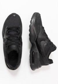 Nike Sportswear - AIR MAX FUSION  - Tenisky - black - 0