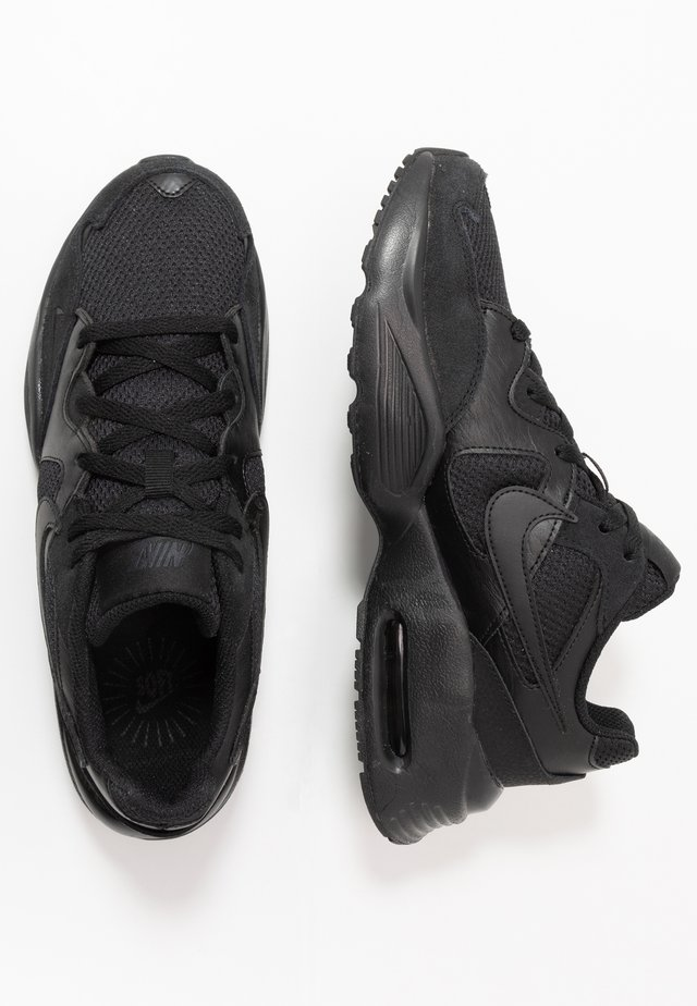 AIR MAX FUSION  - Sneakersy niskie - black