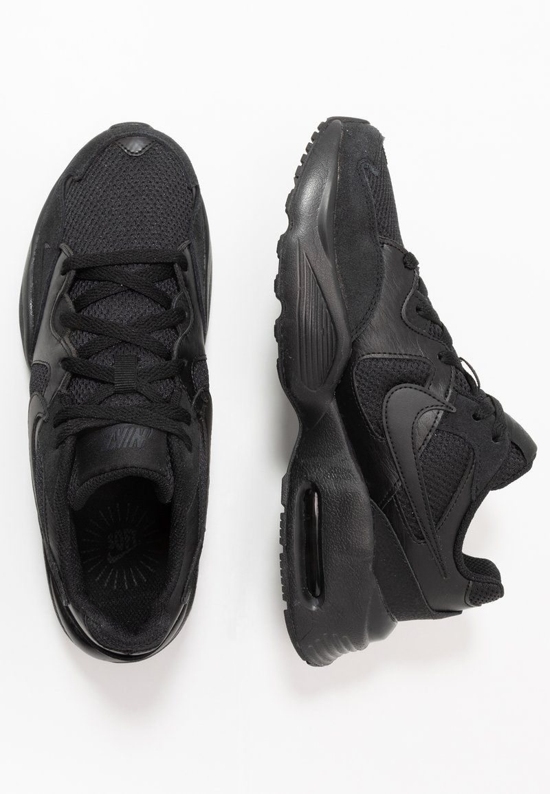 Nike Sportswear - AIR MAX FUSION  - Tenisky - black