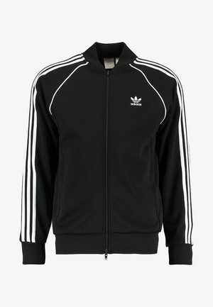 SUPERSTAR ADICOLOR SPORT INSPIRED TRACK TOP - Träningsjacka - black