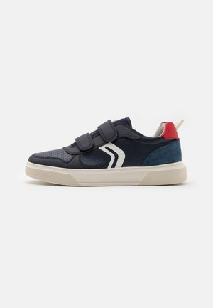 NETTUNO BOY - Trainers - navy/red