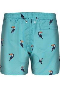Happy Shorts - Swimming shorts - toucan - 1