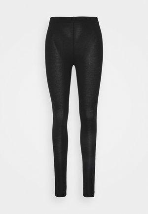 PCKIKI - Leggings - Trousers - black
