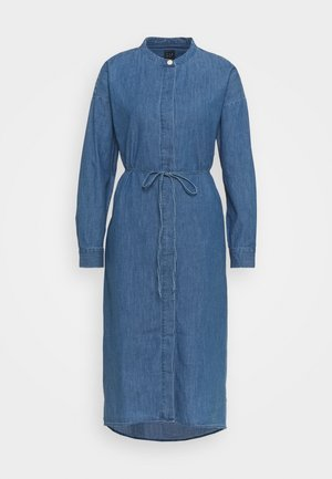 MIDI - Denim dress - medium wash