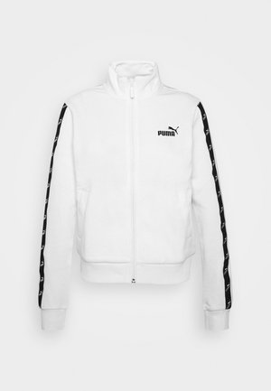 AMPLIFIED TRACK JACKET - Trainingsvest - white