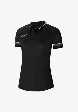 FUSSBALL  - Sports shirt - schwarzweissgrau