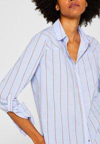 edc by Esprit - Button-down blouse - light blue - 4