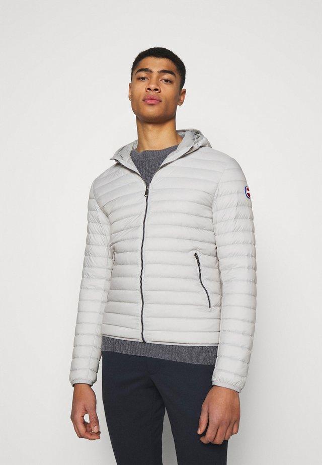 MENS JACKETS - Gewatteerde jas - light grey