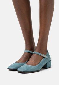 ÁNGEL ALARCÓN - Classic heels - ottanio - 0
