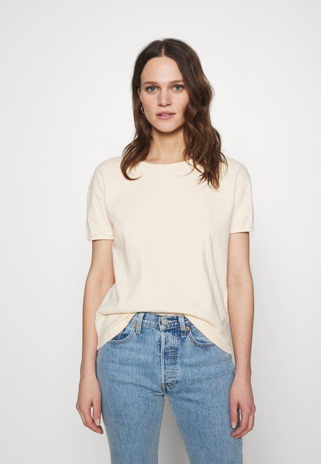 RITASUN - T-shirt basic - glacage