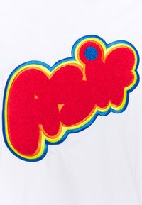 AS IF Clothing - FUNNY LOGO TEE UNISEX  - T-shirt print - white - 2