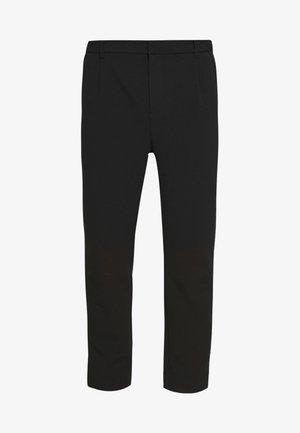 MARD TROUSERS - Kalhoty - black