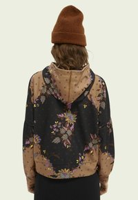 Scotch & Soda - ALL OVER PRINTED STATEMENT - Hoodie - combo m - 2