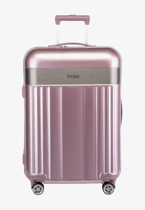 SPOTLIGHT FLASH - Wheeled suitcase - wild rose