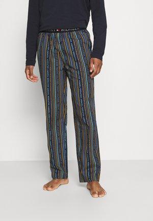 ORIGINAL PANT PRINT - Nattøj bukser - blue