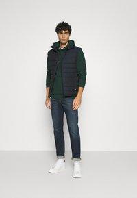 Pier One - Sweatshirts - dark green - 1