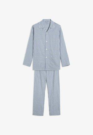 Pyjama set - dunkelblau