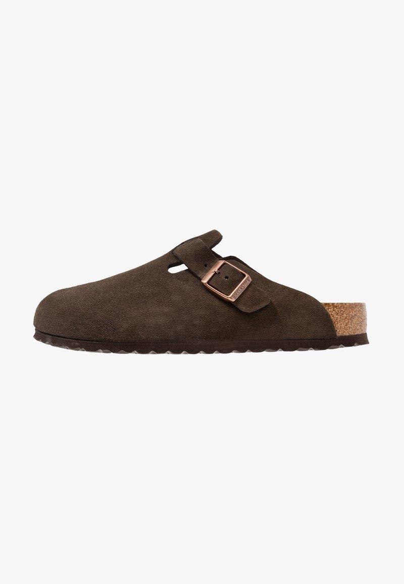 Birkenstock - BOSTON - Slippers - mocca