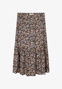 Name it - Maxi skirt - twilight mauve - 1