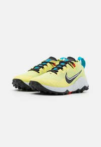 Nike Performance - WILDHORSE 7 - Chaussures de running - limelight/off noir/laser blue/chile red - 1