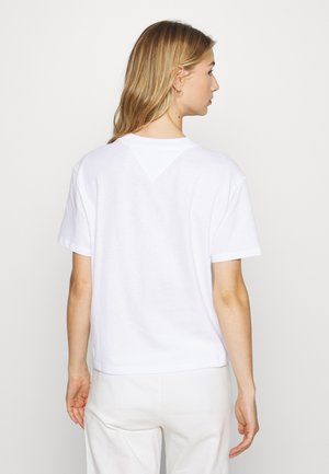 HAWAII FLAG TEE - T-shirt con stampa - white