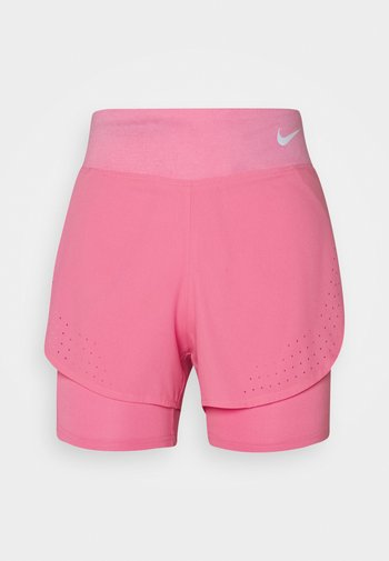 ECLIPSE 2 IN 1 - Pantaloncini sportivi - pink glow