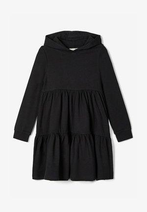 ABGESTUFTES - Jumper dress - black