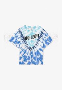 Zoe Karssen - T-shirt con stampa - true blue - 4