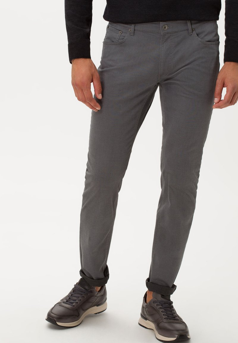 BRAX - STYLE CHUCK - Slim fit jeans - graphit