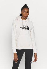 The North Face - DREW PEAK HOODIE - Hoodie - vintage white - 0