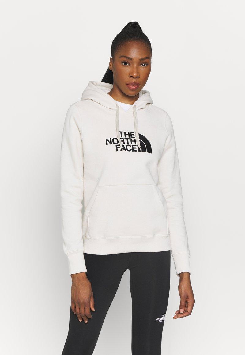 The North Face - DREW PEAK HOODIE - Hoodie - vintage white