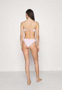 Cotton On Body - GATHERED FRONT TOP GATHERED BUM BRAZILIAN - Bikini - primrose - 2