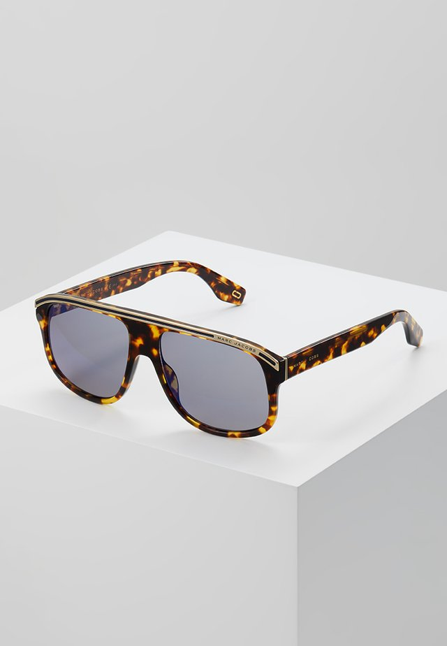 Sunglasses - brown havana