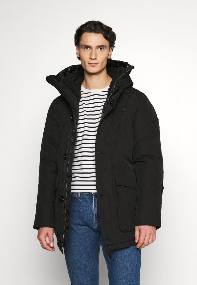 CITISHIELD SHORT - Winter coat - black