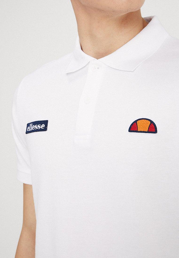 Ellesse MONTURA - Polo shirt - white jIBgn
