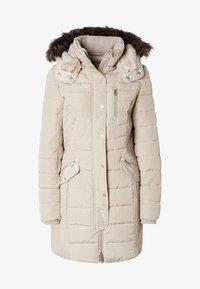 TOM TAILOR - MIT KAPUZE - Winter coat - silver grey - 0