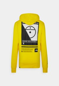 The North Face - STEEP TECH LOGO HOODIE UNISEX - Hoodie - lightning yellow - 7