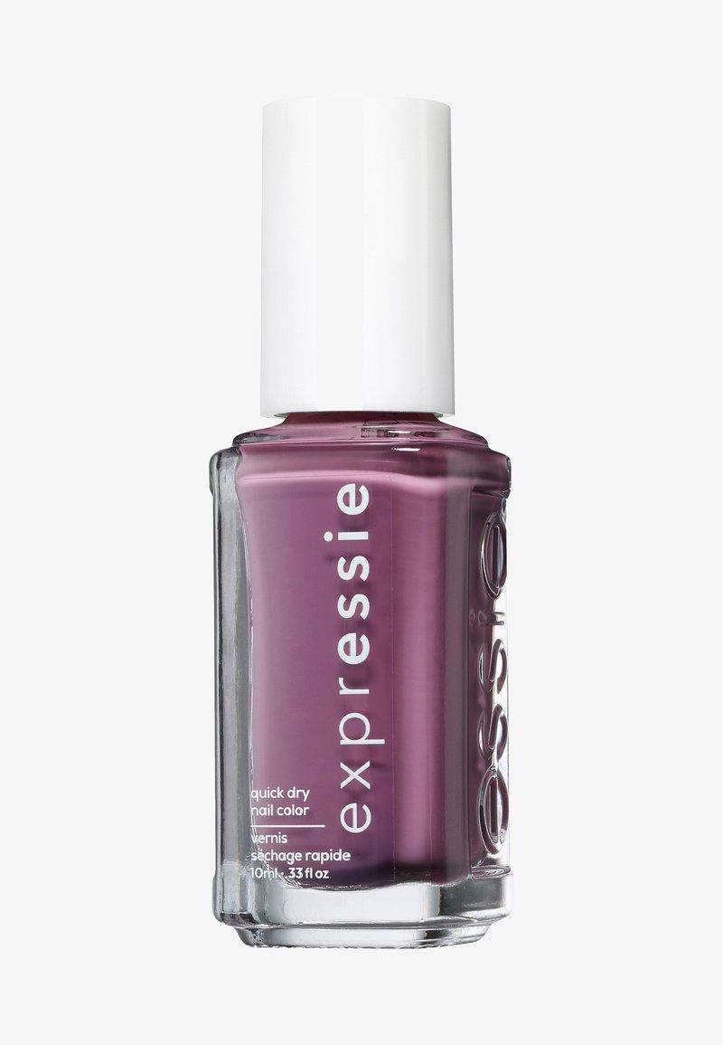 Essie - EXPRESSIE - Nail polish - 220 get a mauve on
