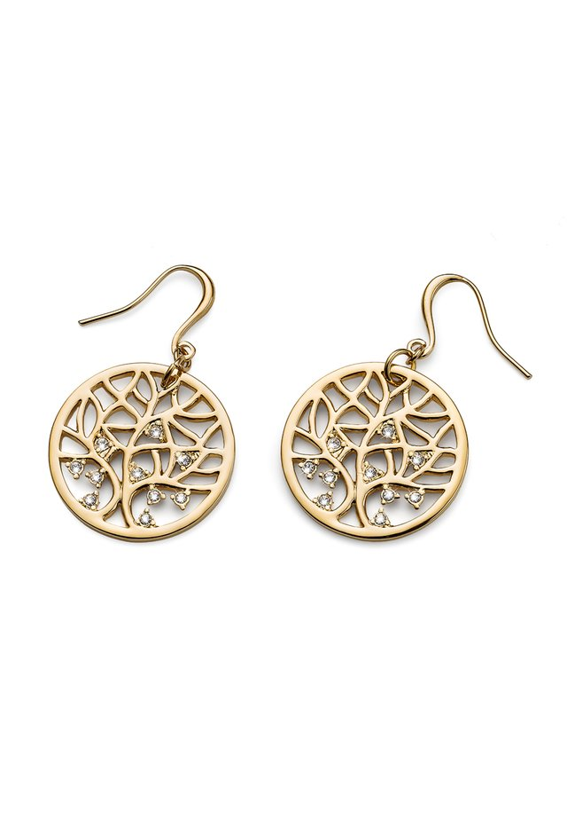 LIFE - Earrings - gold