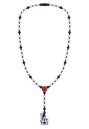 MLB TEAM NEW YORK YANKEES - Necklace - white/blue