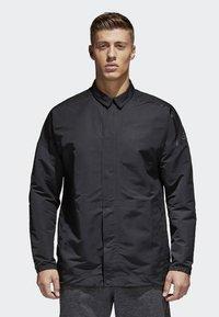 adidas Performance - ADIDAS Z.N.E. ANTHEM SUPERSHELL - Training jacket - black - 0