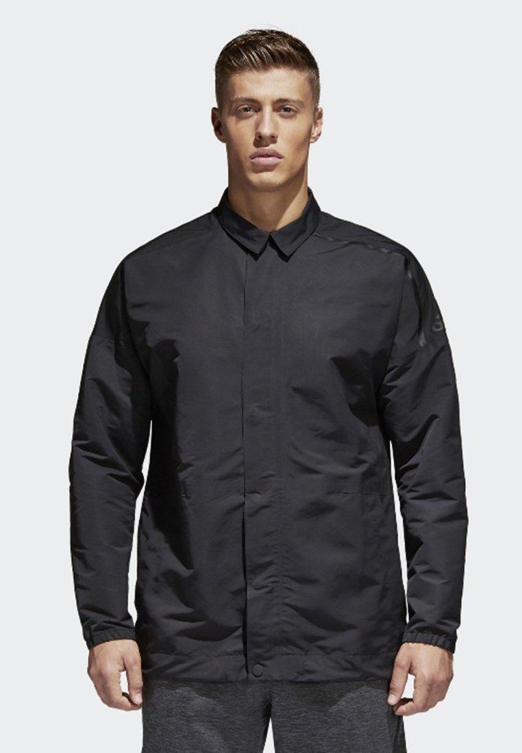 adidas Performance - ADIDAS Z.N.E. ANTHEM SUPERSHELL - Training jacket - black