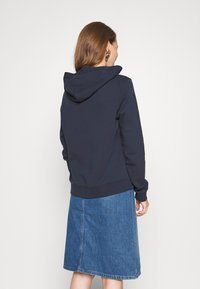 Marc O'Polo - HOODEY - Hoodie - dark night - 2