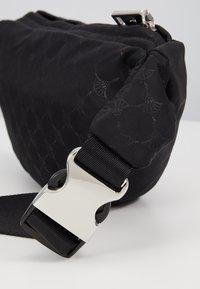 JOOP! - CORNFLOWER ZELLA HIPBAG - Bum bag - black - 7