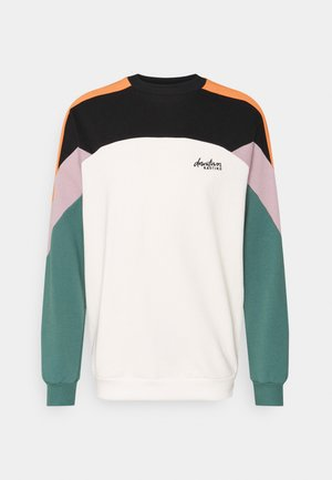 CREW DOWNTOWN - Sweatshirt - marfil