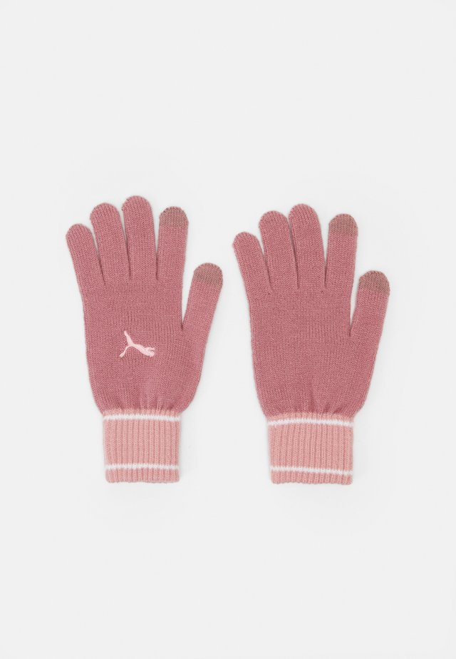 GLOVES - Rukavice - foxglove bridal rose