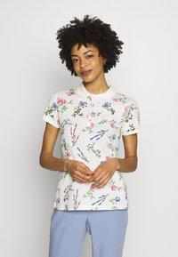 Springfield - Poloskjorter - ivory - 0