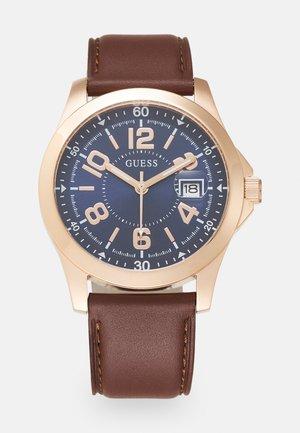 DECK - Watch - brown/rose